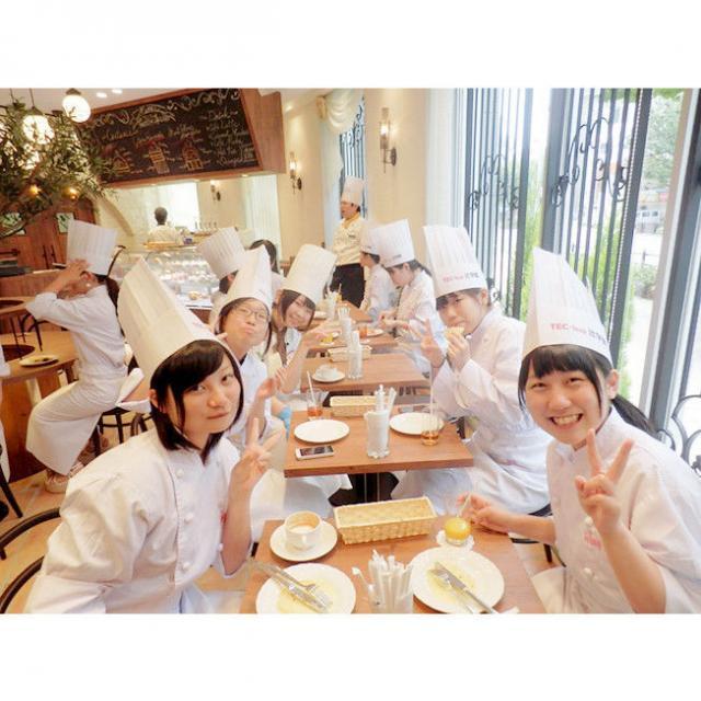 辻学園調理・製菓専門学校 調理・製菓・栄養合同イベント★BIGなショー2