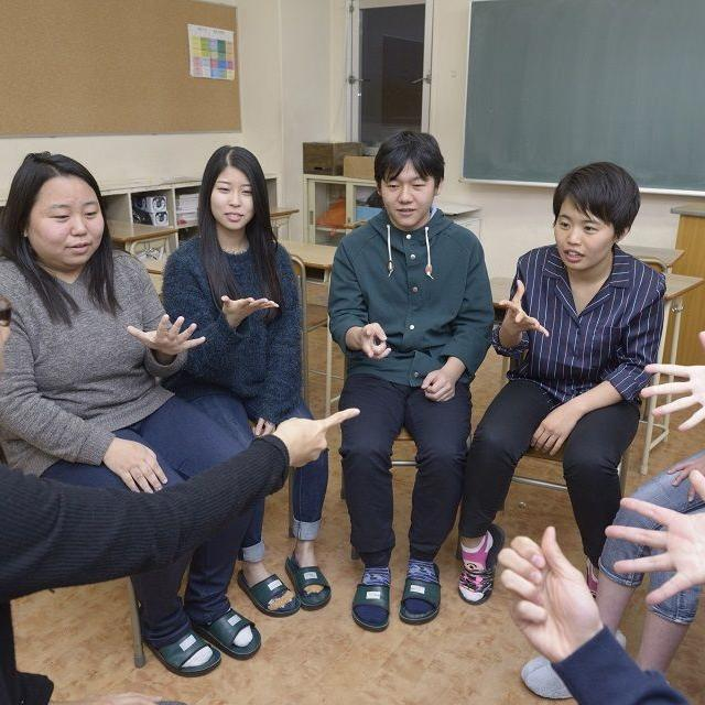 """名古屋福祉専門学校 """"体験入学"""" ~先輩に直接、なんでも 質問できちゃう!~2"""