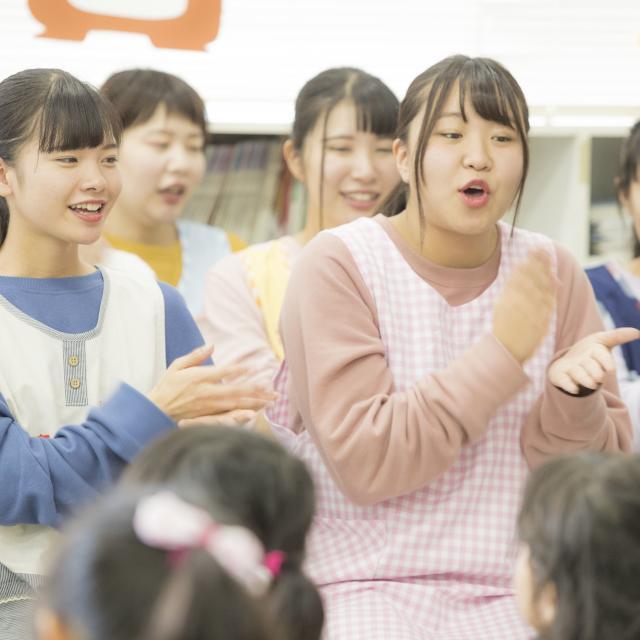 聖和学園短期大学 【キャリア開発総合学科】ウェルカムキャンパス1