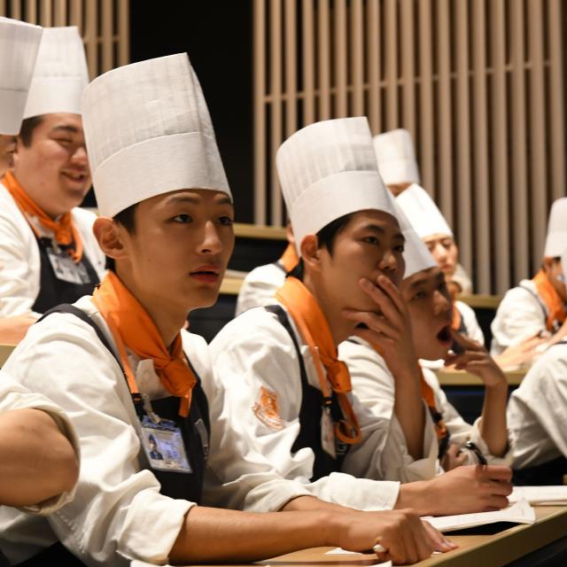 新宿調理師専門学校 ■365日オープンキャンパス■お好きな時間にご来校ください1