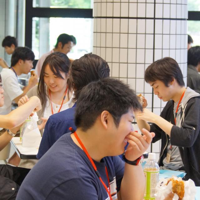 吉田学園情報ビジネス専門学校 【ゲーム学科】オープンキャンパス(宿泊便)3