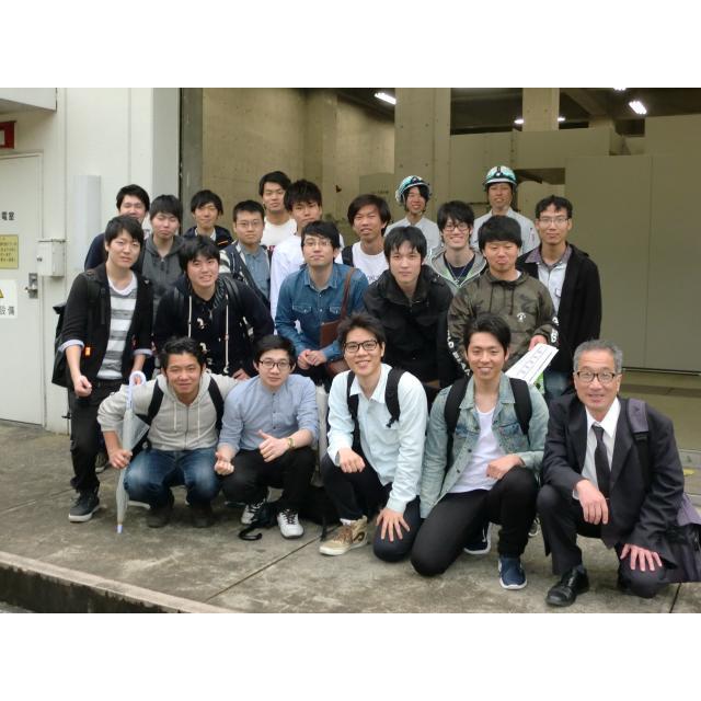日本理工情報専門学校 体験イベント! 「電話配線」に チャレンジ!2