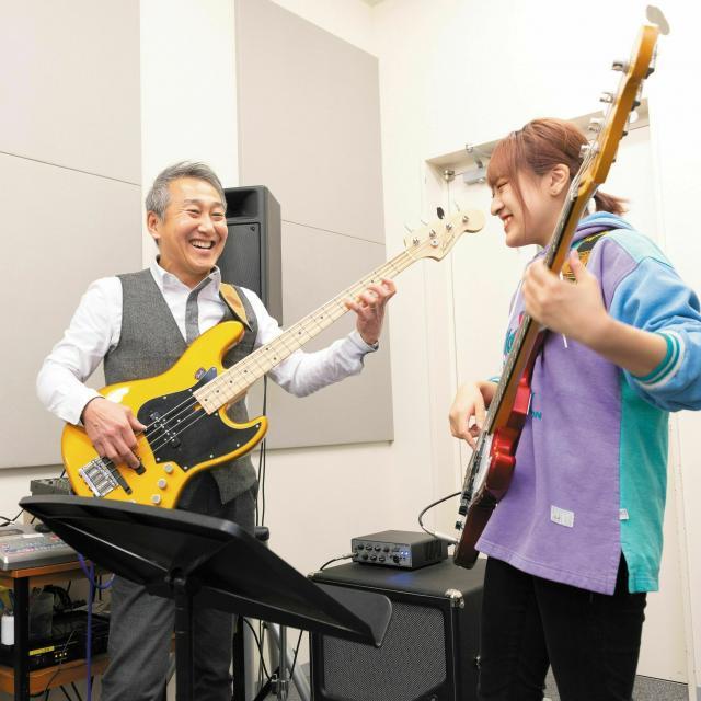 昭和音楽大学 ♪ジャズ/ロック&ポップ アンサンブルセミナー2