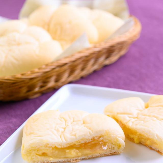 国際製菓専門学校 ふわらびパン♪1