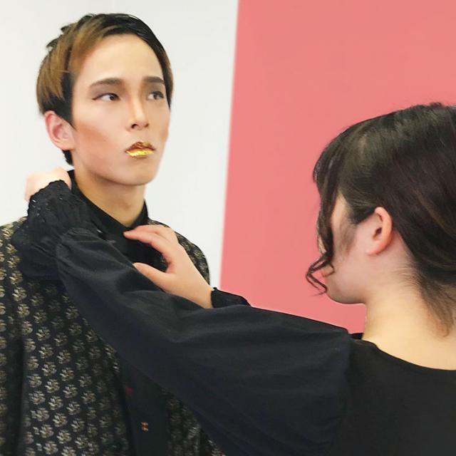 大阪ビジネスカレッジ専門学校 ファッションスタイリストはじめて体験1