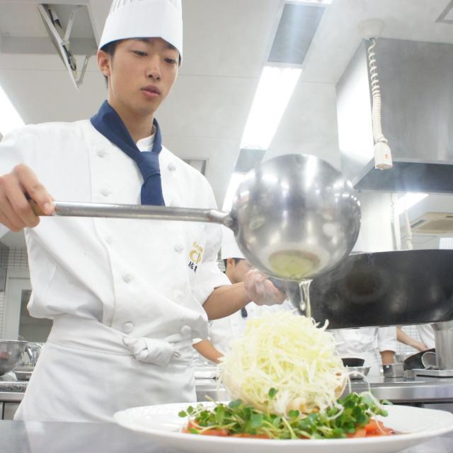 神戸国際調理製菓専門学校 *キャンパス見学会* 施設・設備を見てみよう!!2