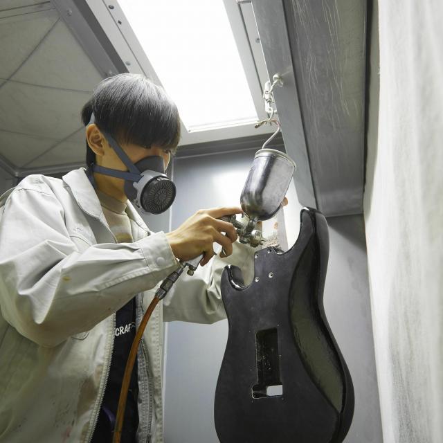 中部楽器技術専門学校 高3以上限定!神戸でAO対策&特典【ギタークラフトコース】1