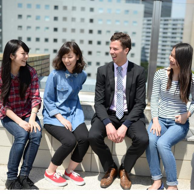 社会人、大・短大生、フリーターの方へ オープンキャンパス