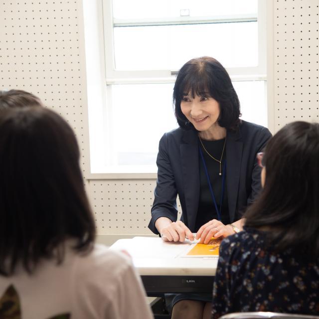 函館大谷短期大学 「こどもと一緒に遊ぼう!!」こども科OC開催!4
