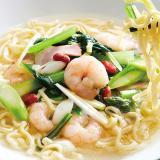 伝説のラーメンに挑戦!伊府麺と中華スイーツの詳細