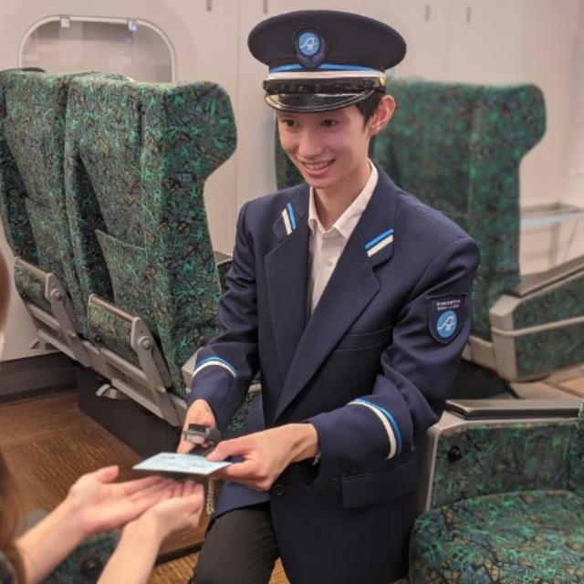 東京観光専門学校 【来校/オンライン】鉄道サービス学科 体験講座4