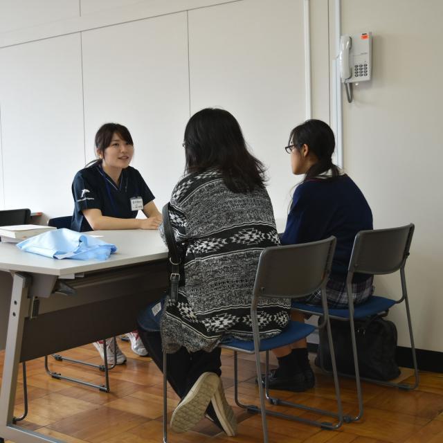日本保健医療大学 オープンキャンパス20182