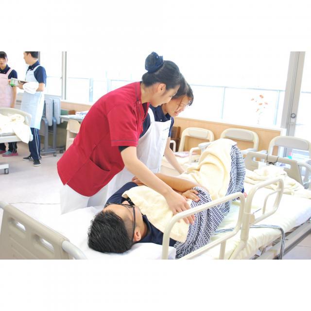 アルファ医療福祉専門学校 介護福祉学科 オープンキャンパス3