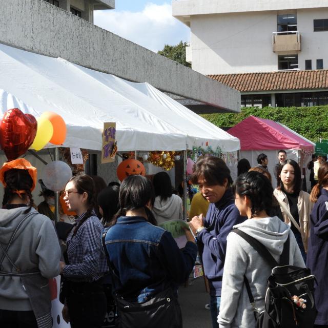 福岡女子短期大学 11/2(土)・3(日)「風早祭(学園祭)」開催!1