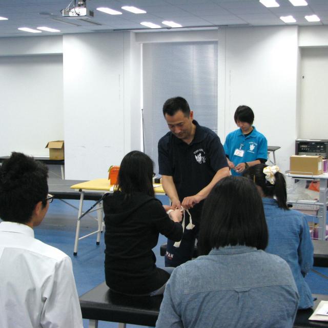 桐蔭横浜大学 オープンキャンパス4