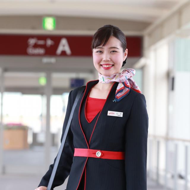 名古屋観光専門学校 航空ビジネス学科☆オープンキャンパス1