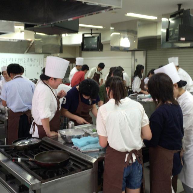 中川学園調理技術専門学校 ★☆ 高校1・2年生の方へ☆★ 夏の学校見学会【先着40名】4
