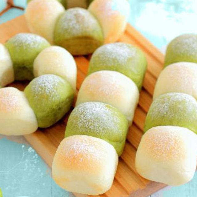 華学園栄養専門学校 【3月16日】みんなで楽しくカラフルパン作り1