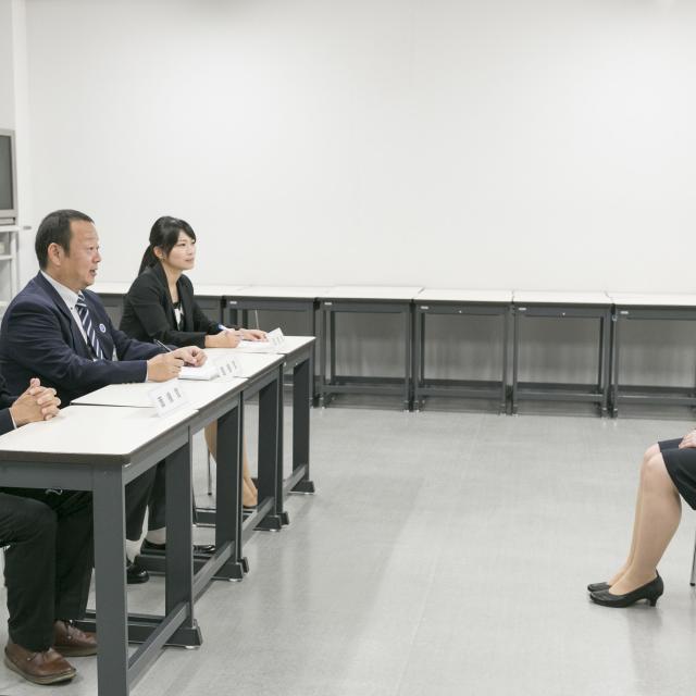 専門学校 麻生リハビリテーション大学校 面接試験室大公開!1
