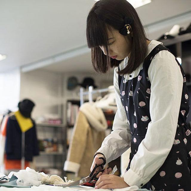 大阪デザイナー専門学校 はじめてのファッションデザイン講座【体験入学】4