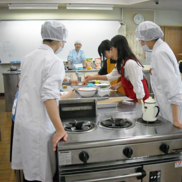 つくば国際大学 保健栄養学科オープンキャンパス20191