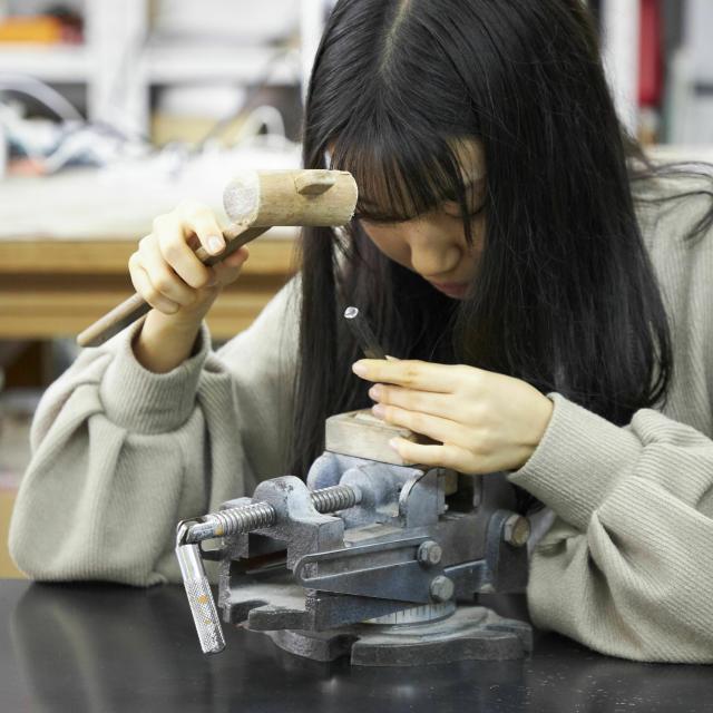 名古屋デザイナー学院 10月開催【造形デザイン学科】 モノづくり好きにオススメ♪2