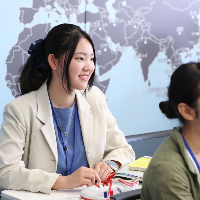 ホスピタリティ ツーリズム専門学校 ★AO選抜生セミナー&AO面接対策講座1