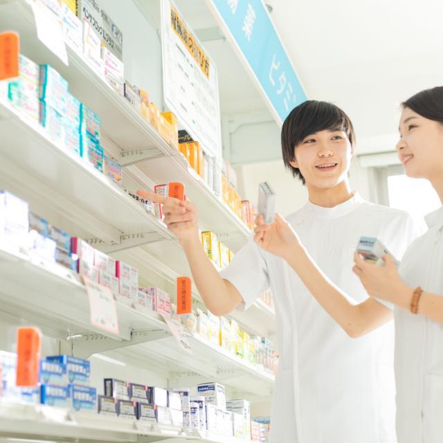 日本こども福祉専門学校 【くすり】医療系分野を考えている方!登録販売者のお仕事紹介3