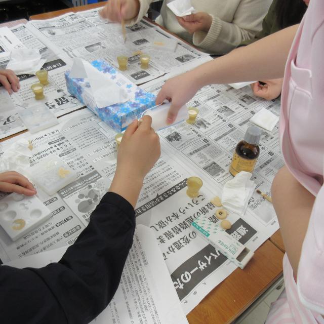 長野医療衛生専門学校 オープンキャンパス1