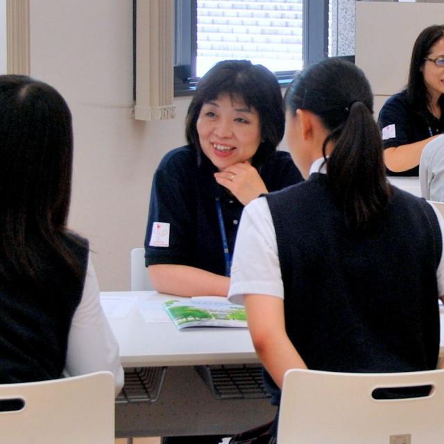 日本赤十字広島看護大学 ミニオープンキャンパス1