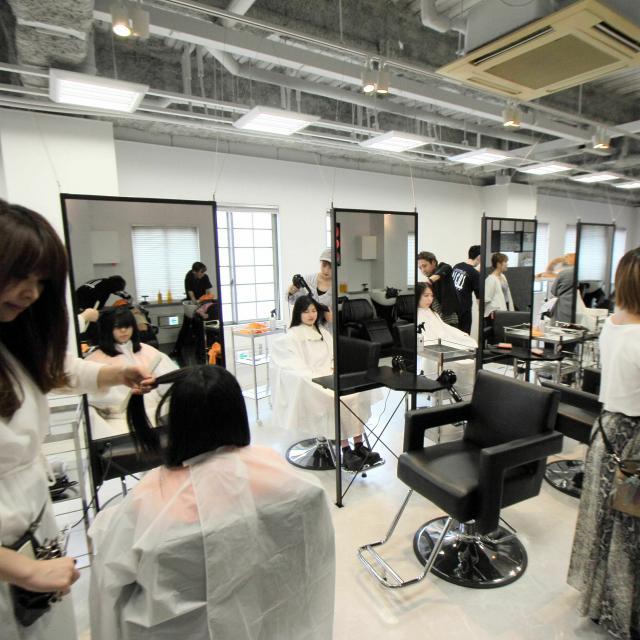 愛知美容専門学校 AIBIオープンキャンパス20201