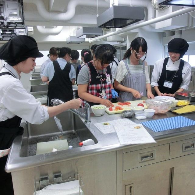 名古屋栄養専門学校 6月オープンキャンパス『体験入学&適性入試(AO)直前相談会』3