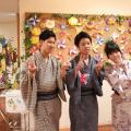 理容美容専門学校西日本ヘアメイクカレッジ 淀川祭りに浴衣で出かけよう!!