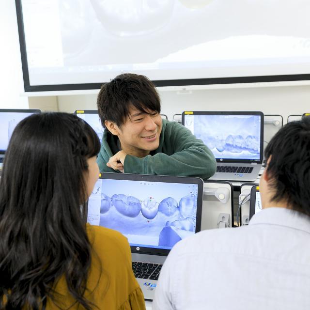 新東京歯科技工士学校 デジタル技工入門体験☆高校1.2年生限定1