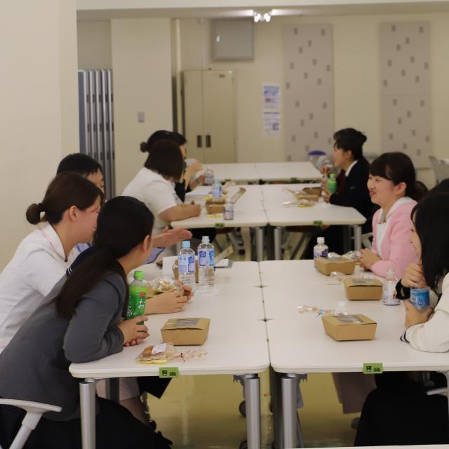 福岡医療短期大学 歯科衛生学科 オープンキャンパス2019 ★6月8日2