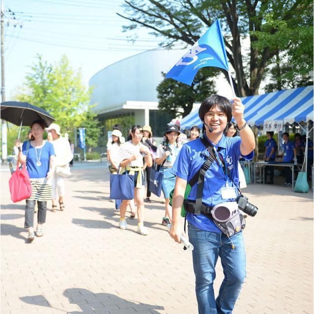 神奈川大学 夏のオープンキャンパス【横浜キャンパス】2