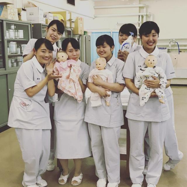 旭川荘厚生専門学院 看護学科 オープンキャンパス3