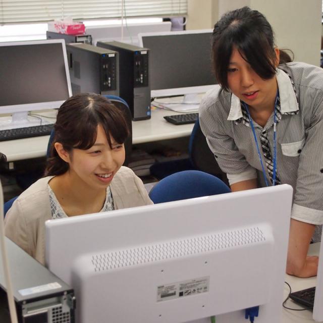 金沢科学技術大学校 【情報工学科】暮らしを豊かにするITエンジニアを目指そう!1