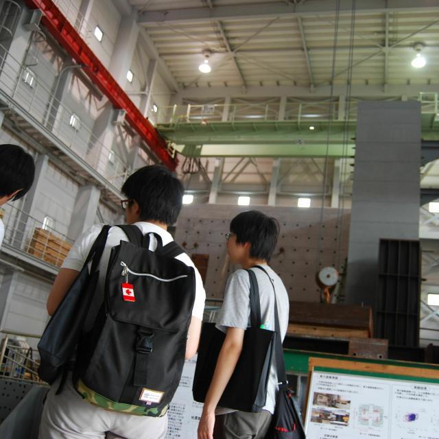 日本大学 【理工学部】オープンキャンパス2