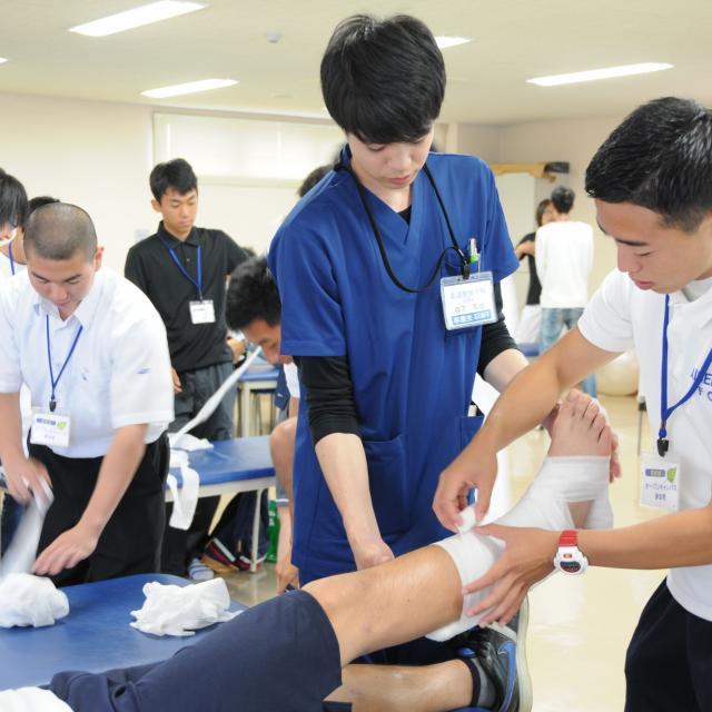 森ノ宮医療学園専門学校 ☆オープンキャンパス2018開催☆3