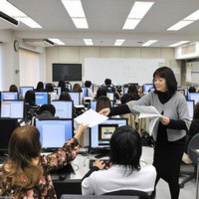 埼玉コンピュータ&医療事務専門学校 AO入学説明会♪1