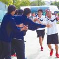 履正社医療スポーツ専門学校 【ソフトテニス】合同練習会&コース説明会