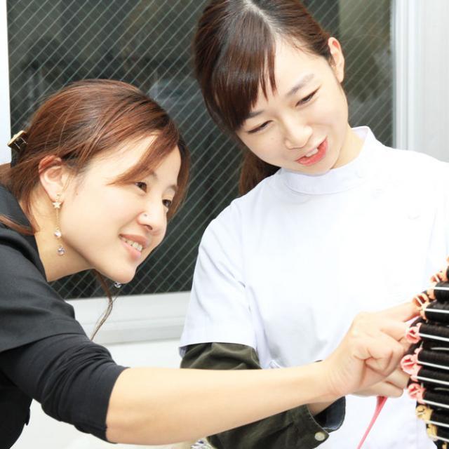 日本美容専門学校 夜間部オリエンテーション1