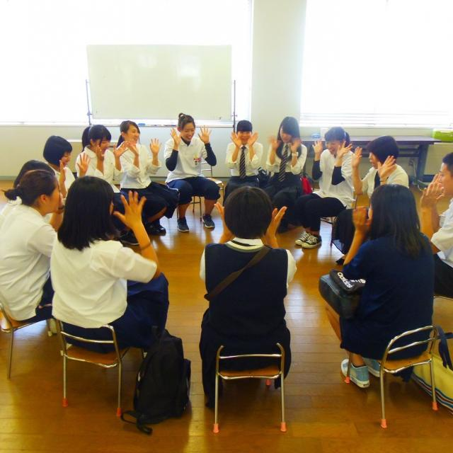 広島文化学園短期大学 ★保育学科★オープンキャンパス開催3