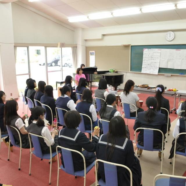 茨城女子短期大学 2020オープンキャンパス《表現文化学科・保育科》1