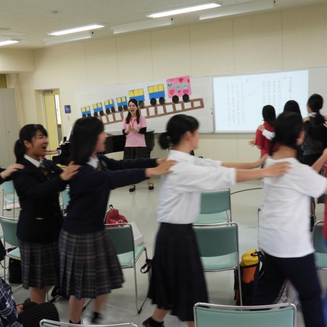 福岡女子短期大学 【子ども学科】8/18(土)「オープンキャンパス」開催!4