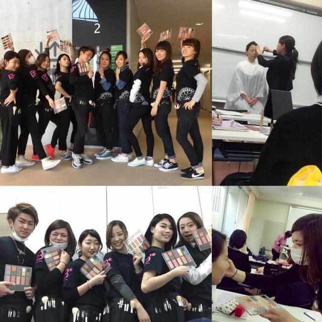 神戸理容美容専門学校 放課後オープンキャンパスっていいですよ!4