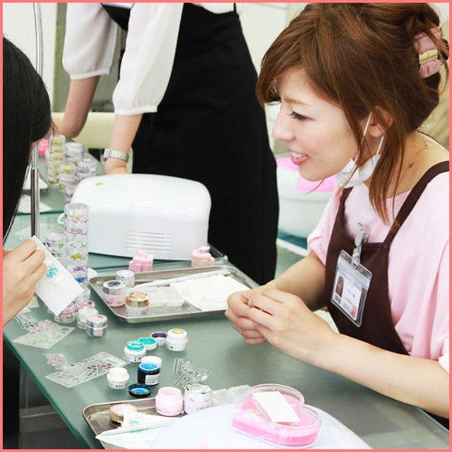 ECCアーティスト美容専門学校 ☆★ プレミアム オープンキャンパス ★☆2
