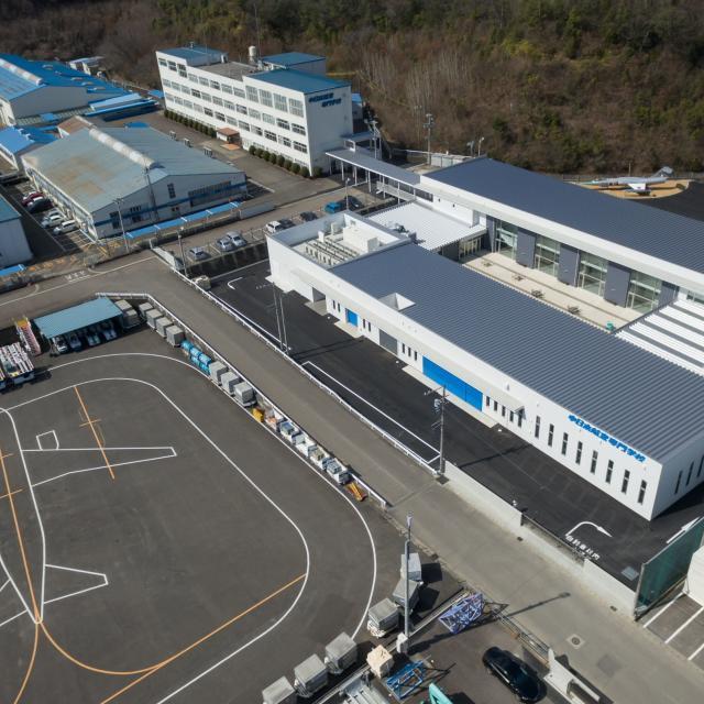 中日本航空専門学校 オープンキャンパス1