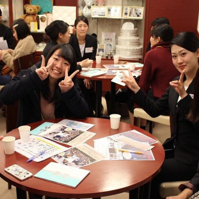 大阪ブライダル専門学校 【高校1・2年生対象】職業なりきり体験オープンキャンパス♪4